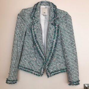 River island tweed blazer